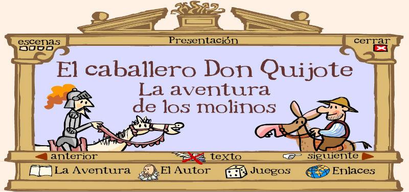 Don Quijote, un caballero medieval