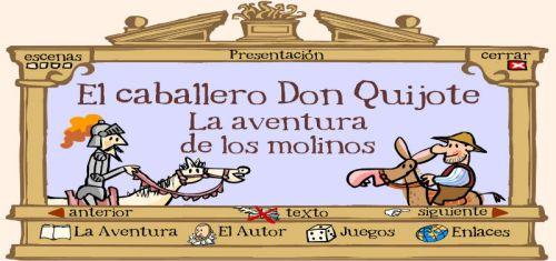 CABALLERO D. QUIJOTE